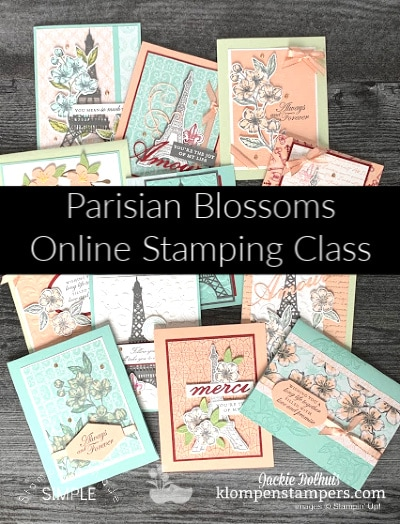 A Stylish Online Card Making Class Not to Miss