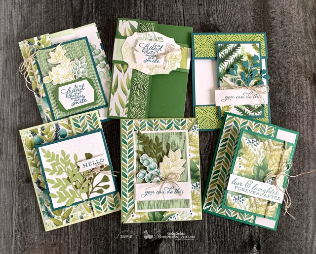 handmade-greeting-cards-with-forever-fern-stampin-up