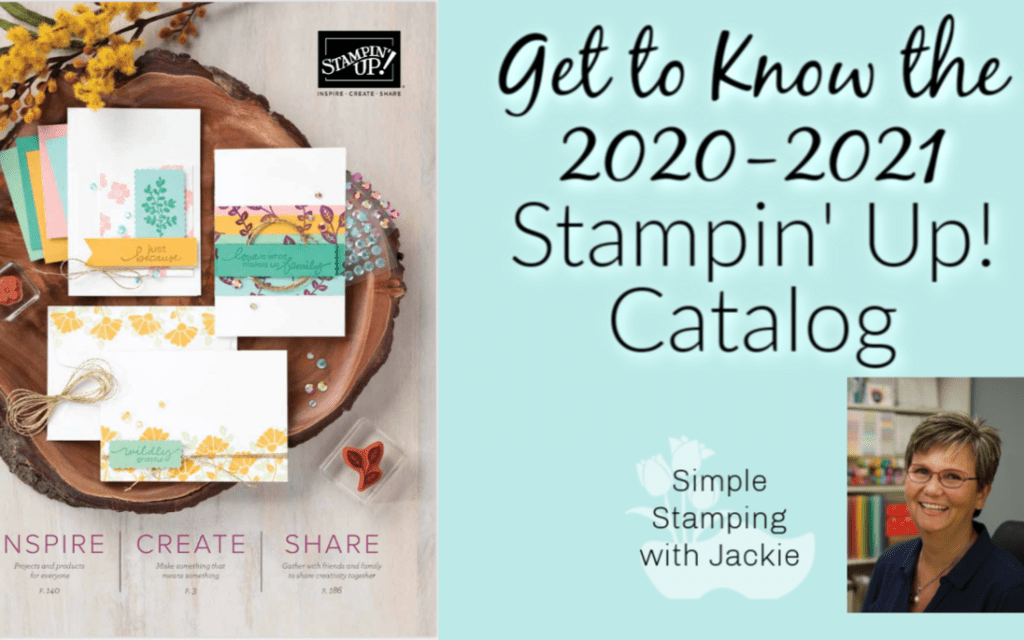 New Stampin' Up! Catalog: The Complete Tour Guide