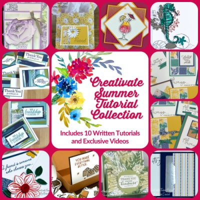 Did You Miss This Stamping Fun?